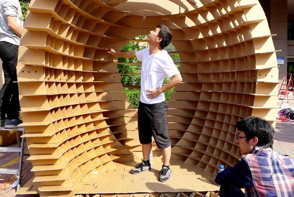 放飞创意 成就梦想――第六届建造节引人入胜图片
